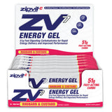 Zipvit Sport ZV7 Energy Gel - Rhubarb Custard   - 24 x 60ml
