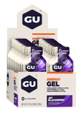 Gu Energy Gel (24x32g) - Jet Blackberry - Bikenut - 2