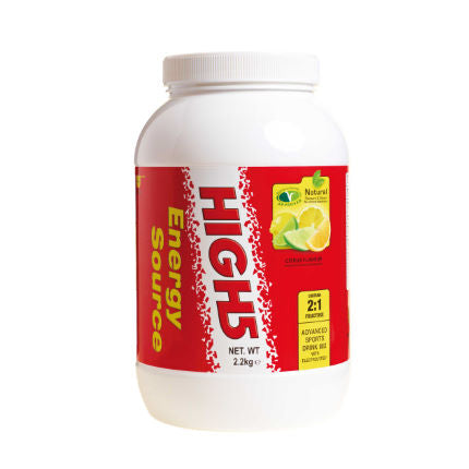 High 5 Energysource - 2.2kg Tub - Citrus