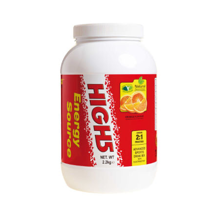 High 5 Energysource - 2.2kg Tub - Orange