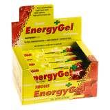 High 5 Energy Gel Plus - Raspberry