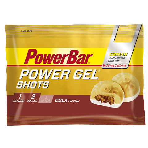 PowerBar Powergel Shots 60g - Cola