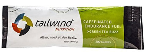 Tailwind Nutrition - 2 Serving Stickpack - Caffeinated Green Tea