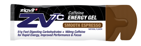 Zipvit Sport ZV7c Caffeine Gel - Smooth Expresso  - 24 x 60ml