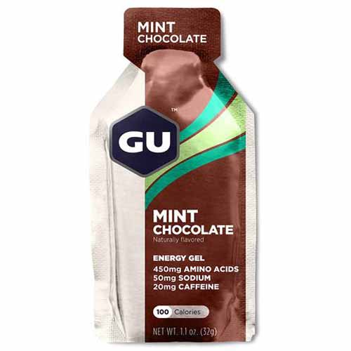 Gu Energy Gel (24x32g) - Mint Chocolate