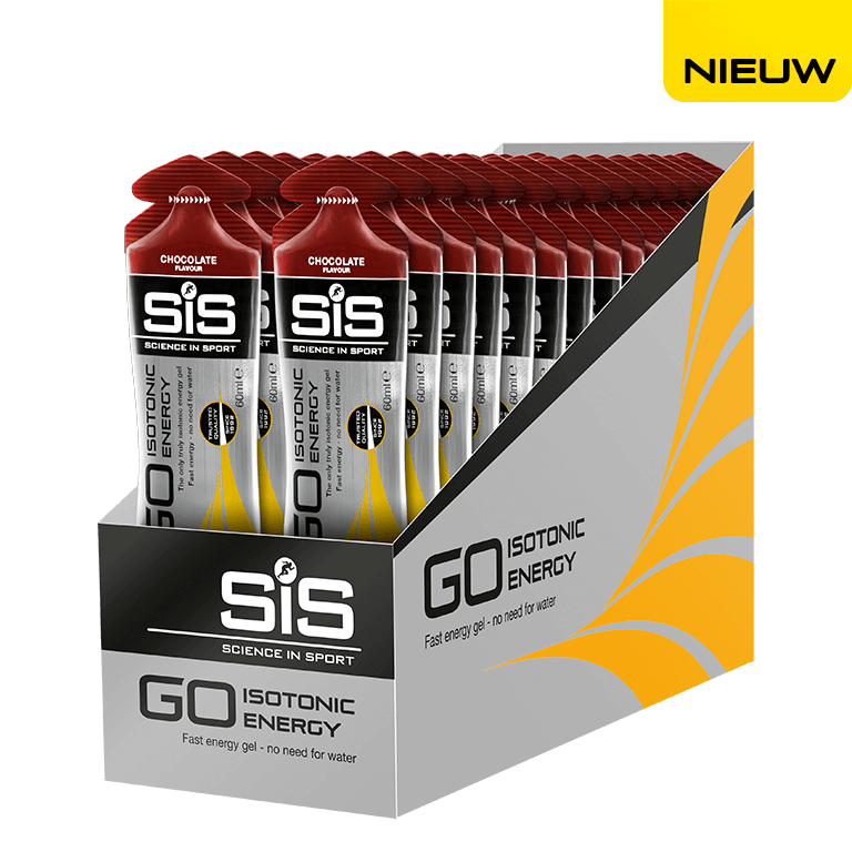 Science in Sport SiS GO Isotonic Gel 60ml - Chocolate