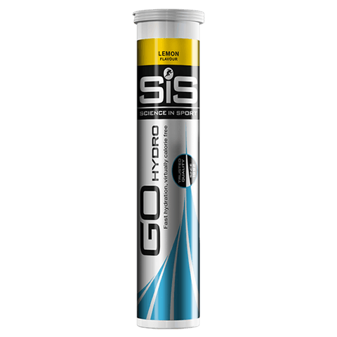 Science in Sport SiS Go Hydro Tabs - Tube of 20 - Lemon