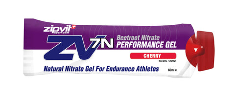 Zipvit Sport ZV7n Energy Gel - Cherry - 24 x 60ml