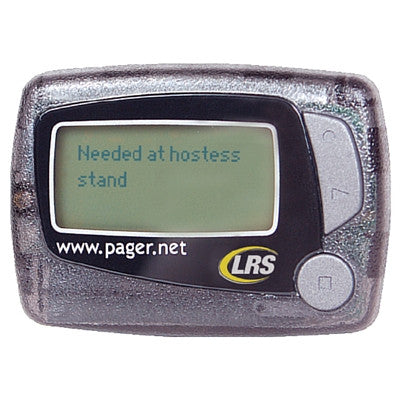 Pager de Mesero SP4