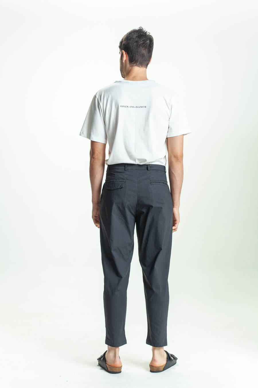 THE CLASSIC BLACK PREGAS PANT