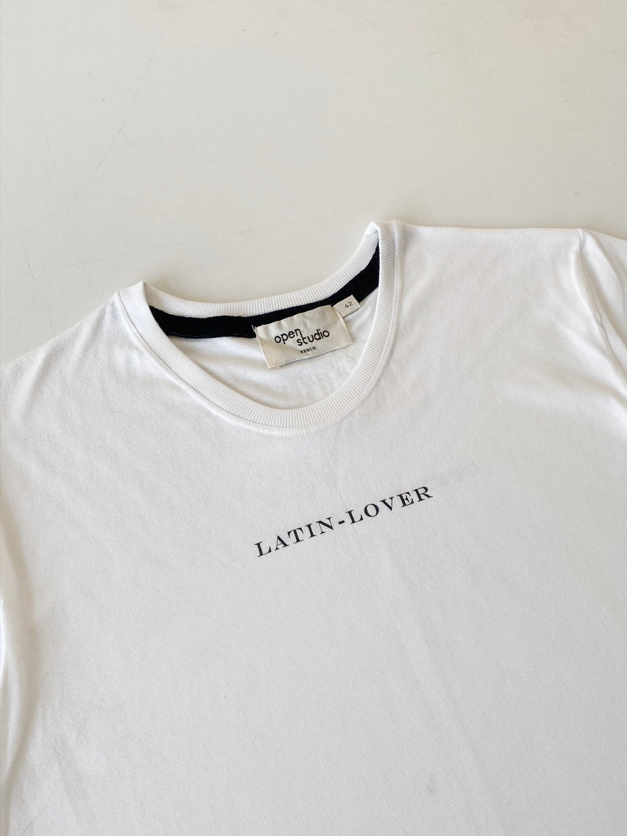TEE LATIN-LOVER/ OPEN-TO-DANCE