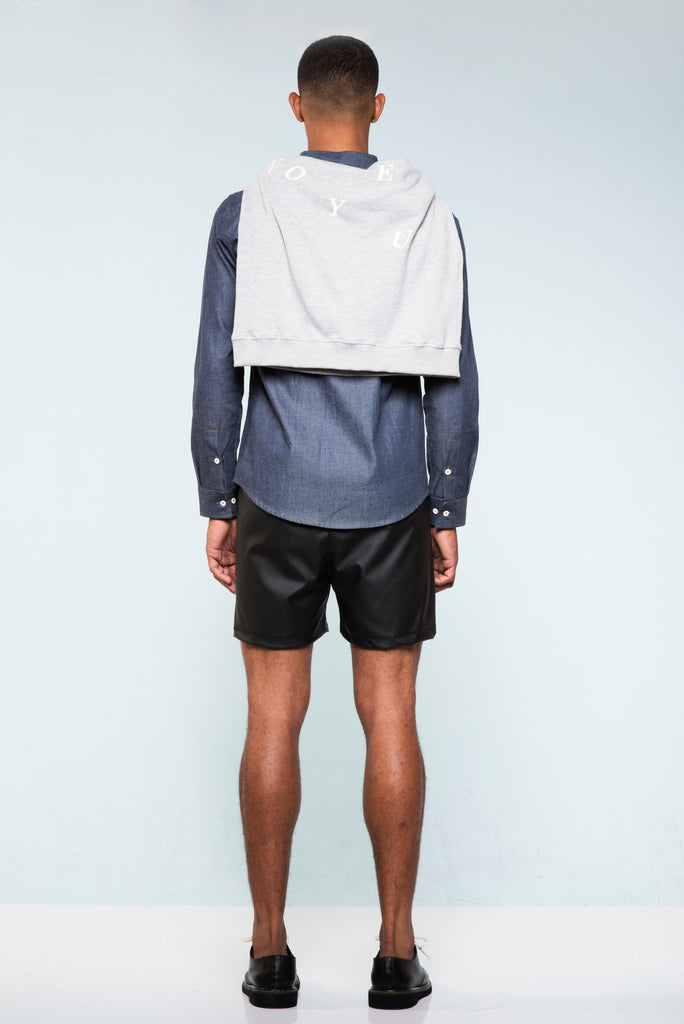 SHORTS LEATHER JONAS