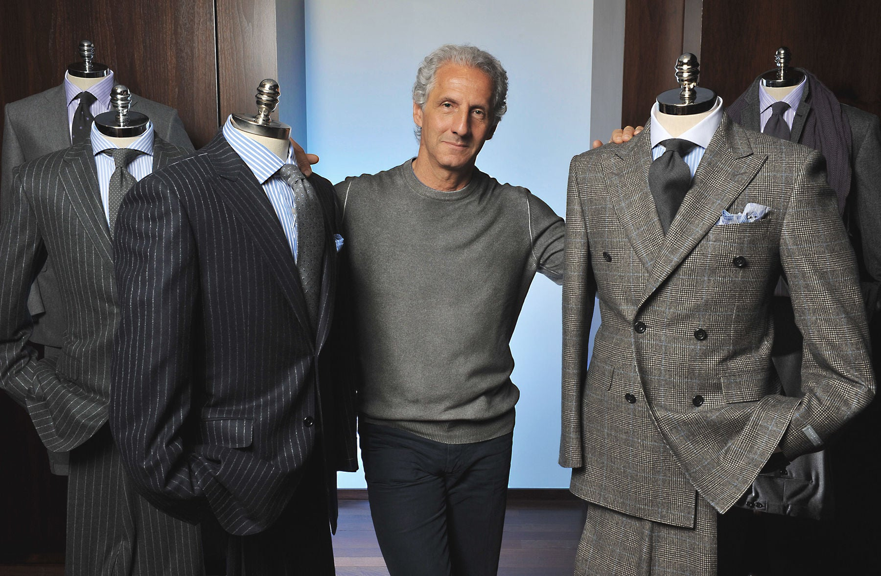 Not so Forgotten Designers / Joseph Abboud