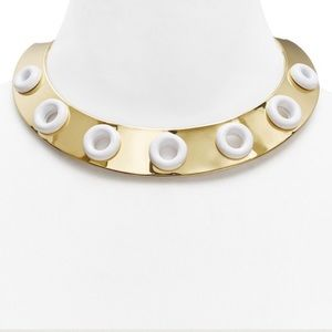 Designer Style / Marc by Marc Jacobs Gold Grommets Choker