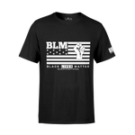 BLACK Lives Matter Tee URA - Unlimited Royalty Apparel