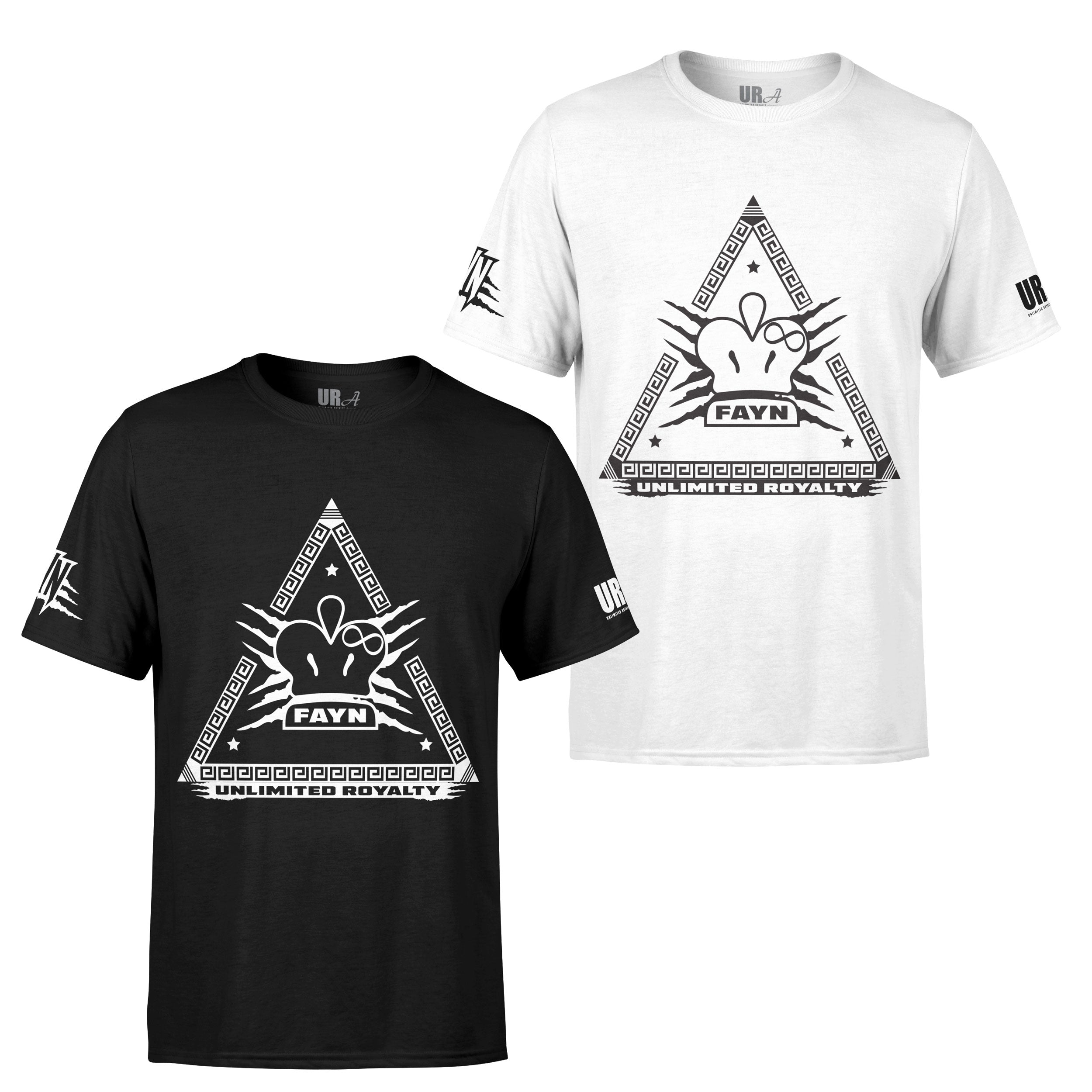 URA FAYN TEE - Unlimited Royalty Apparel