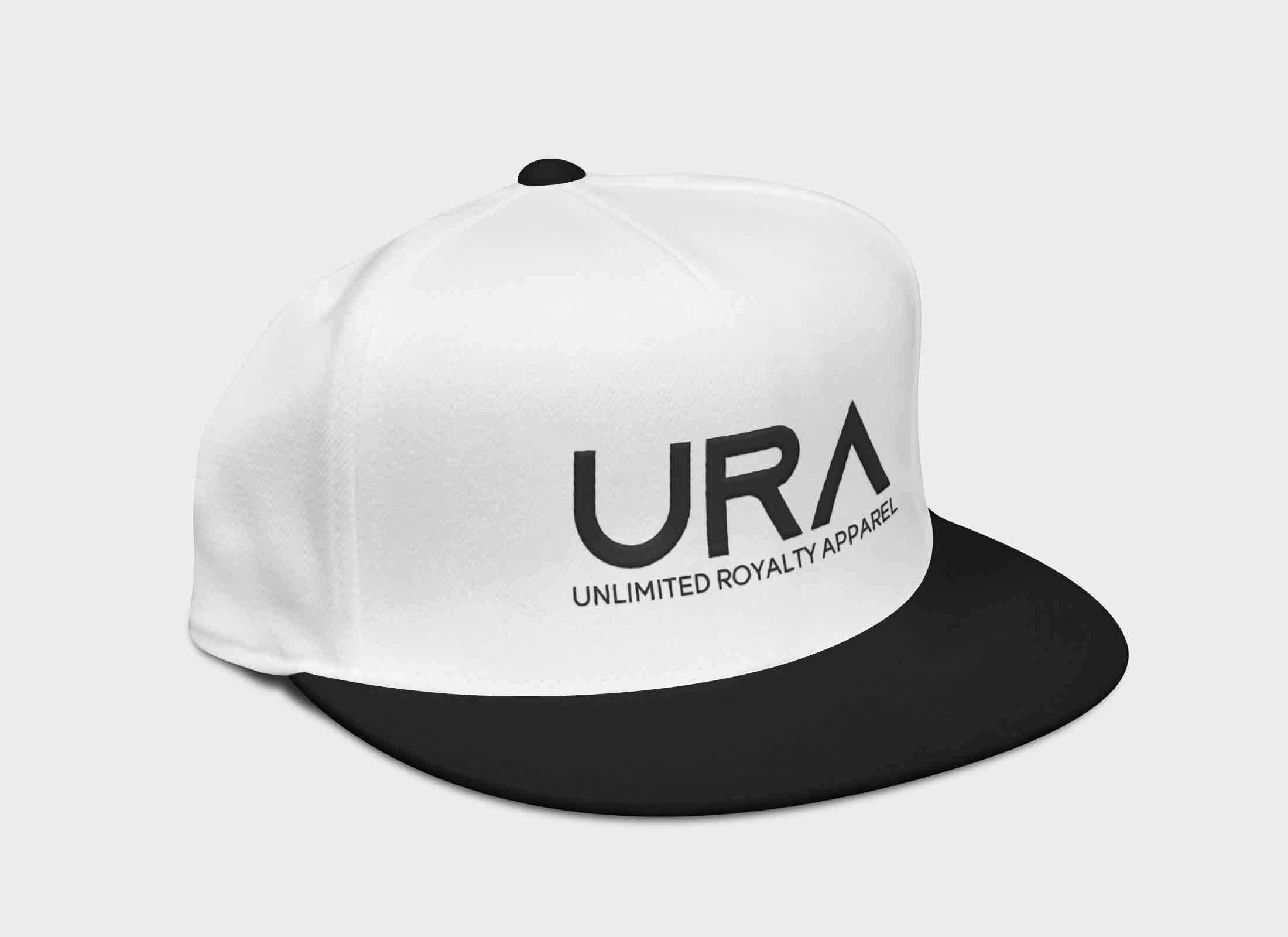 URA Snapback - Unlimited Royalty Apparel