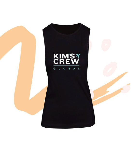 Kim's Crew Global Training Singlet