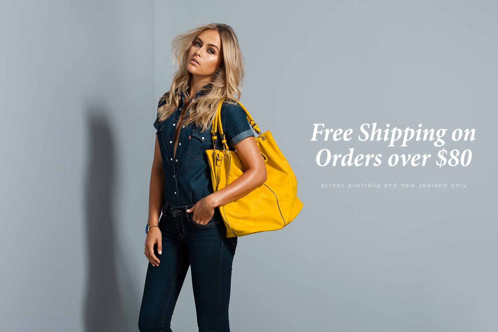 Free Shipping Australia and New Zealand