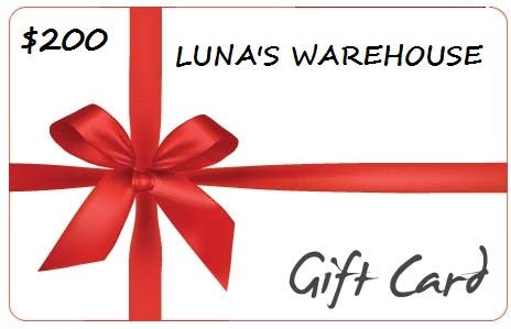 Gift Card - Luna's Warehouse
