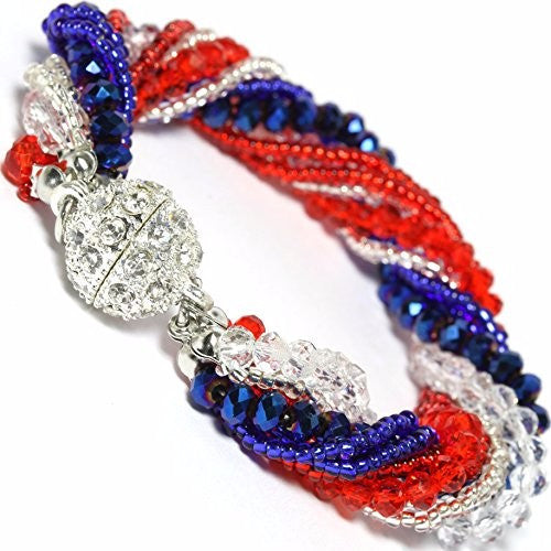 9 String Beaded Bracelet Set - Luna's Warehouse