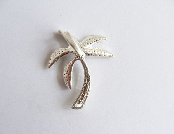 Palm Tree Necklace - Luna's Warehouse