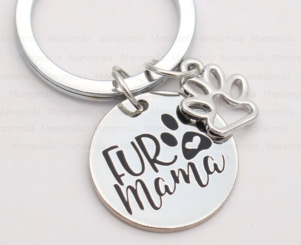 Fur Mama Necklace - Luna's Warehouse