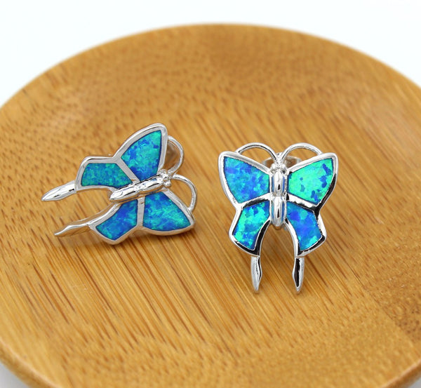 Butterfly Stud Earrings - Luna's Warehouse