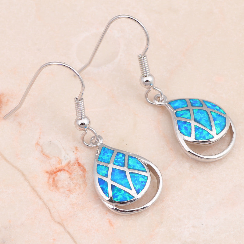 Tear Drop Earrings - Luna's Jewelry Warehouse - 1