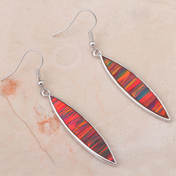 Surfboard Drop Earrings - Luna's Warehouse