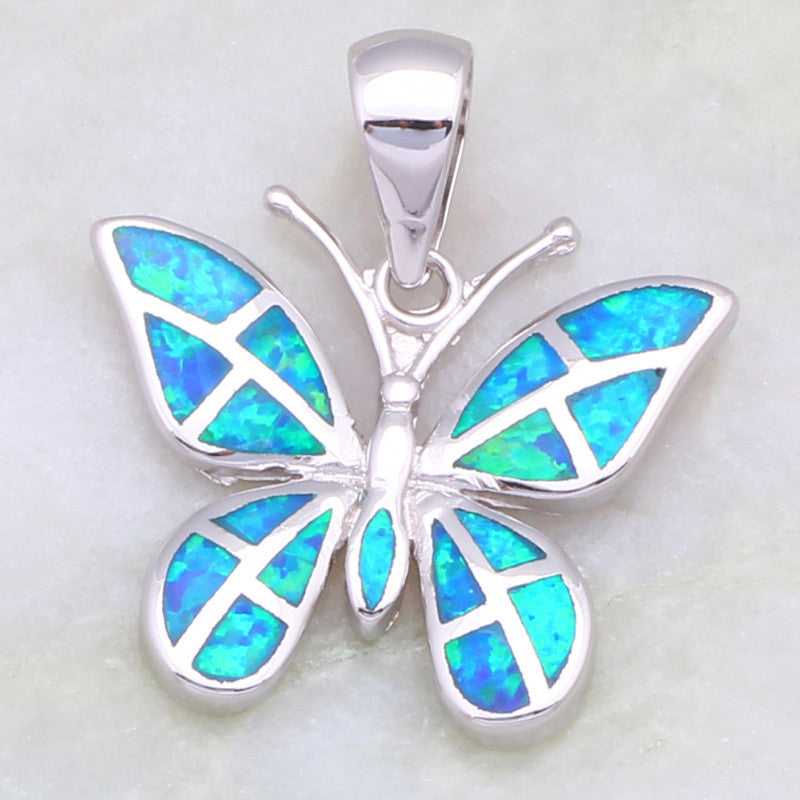 Butterfly Pendant - Luna's Warehouse