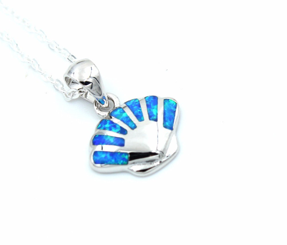 Sea Shell Pendant - Luna's Warehouse