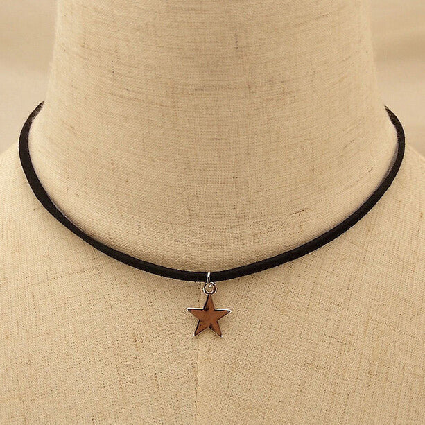 Sun, Stars and Moon Choker Set - Luna's Warehouse