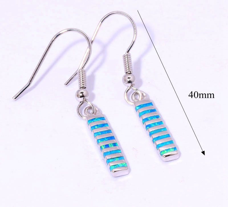 Stick Drop Earrings - Luna's Warehouse