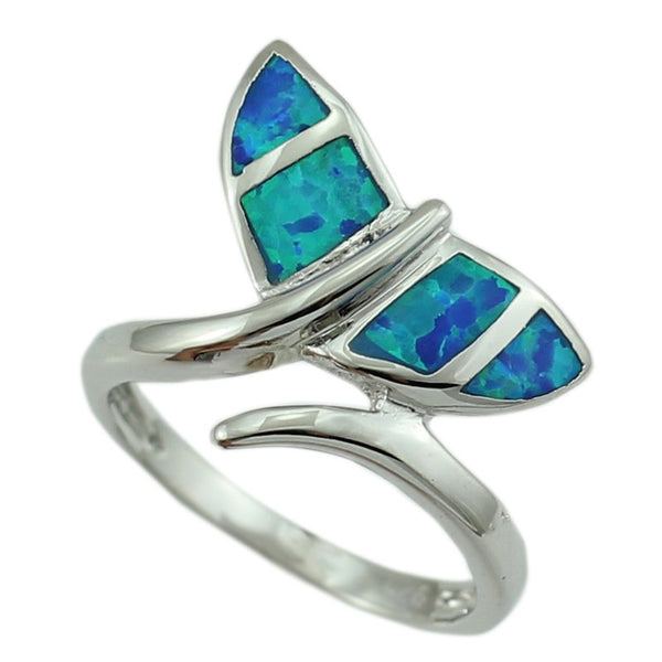 Fish Tail Ring - Luna's Jewelry Warehouse - 1