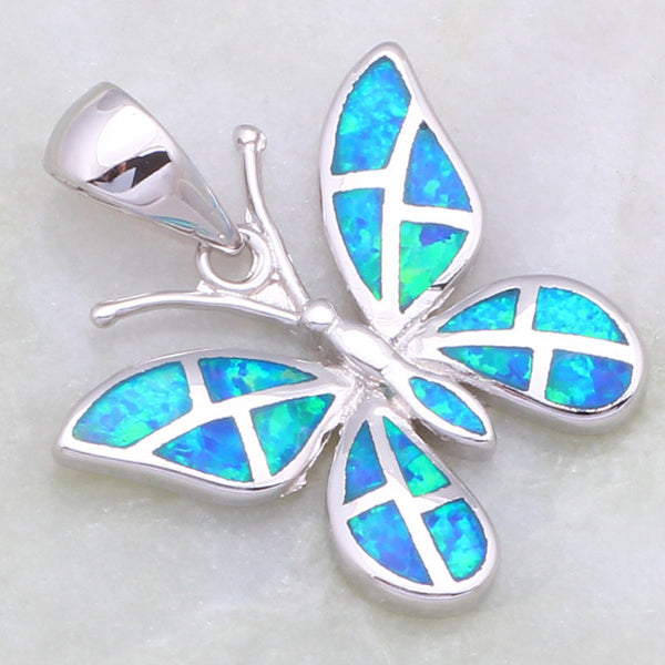 Butterfly Pendant - Luna's Jewelry Warehouse - 1