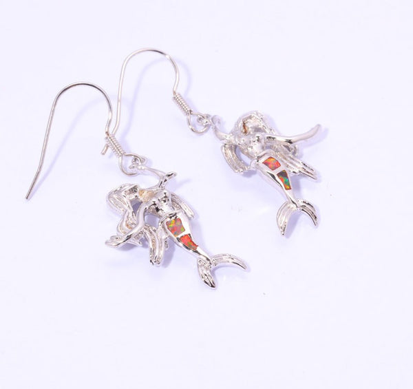 Mermaid Earrings - Luna's Warehouse