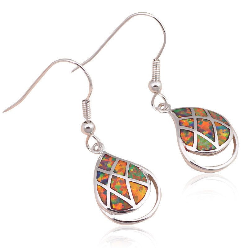 Tear Drop Earrings - Luna's Jewelry Warehouse - 6