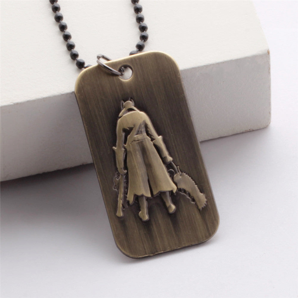Bloodborne Pendant - Luna's Warehouse