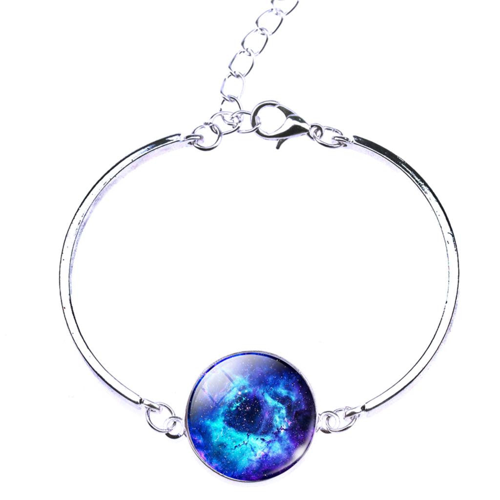 Galaxy Bangle Bracelet - Luna's Warehouse
