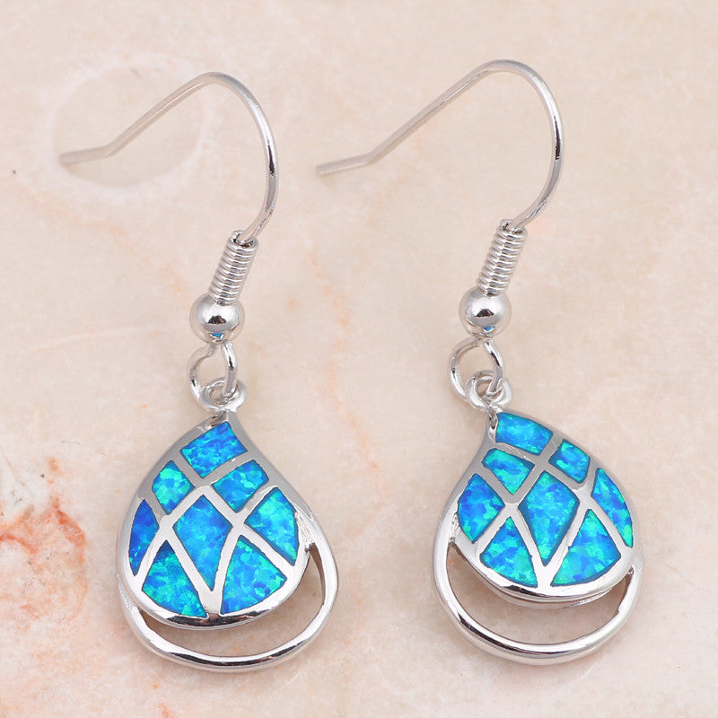 Tear Drop Earrings - Luna's Jewelry Warehouse - 5