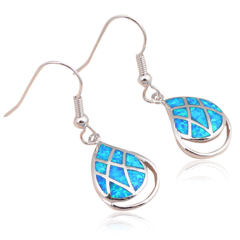 Tear Drop Earrings - Luna's Jewelry Warehouse - 4
