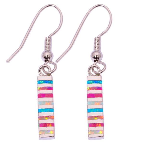Stick Drop Earrings - Luna's Jewelry Warehouse - 1