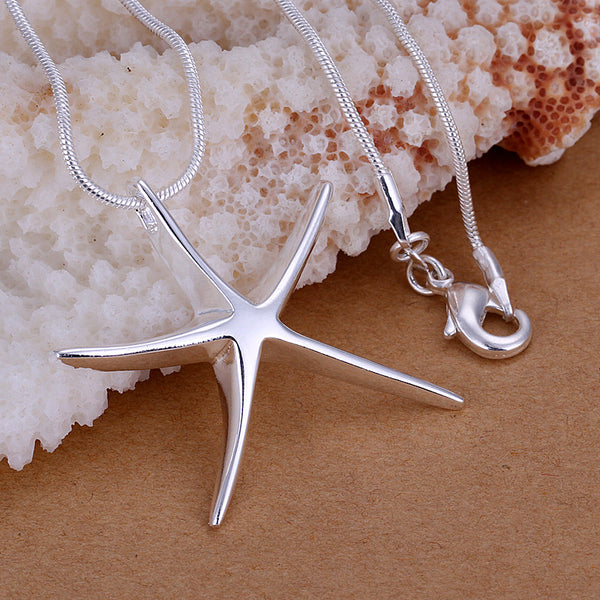 Starfish Necklace - Luna's Warehouse