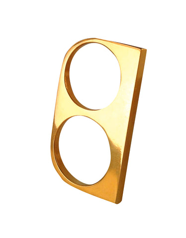 Bar Ring - Gold