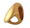 Rock Ring - Gold