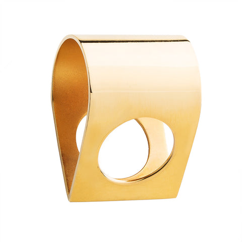 Loop Ring - Gold