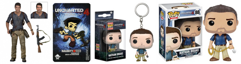 Uncharted Merchandise