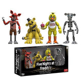 Five Nights at Freddy's 2-Inch Vinyl Figure Set 1