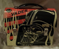 Star Wars Darth Vader Workman Metal Tin Lunch Box - Tin Box Company - Tin Box Company